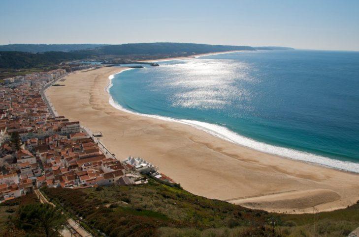 Плажовете на Назаре