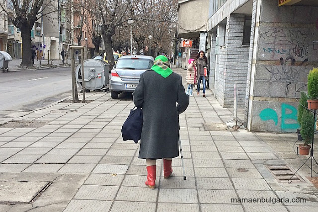 Anciana - spain