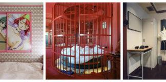 японски любовни хотели