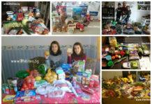 храната на българите по света