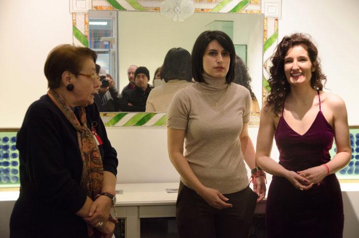 изложба - Габриела Тонева