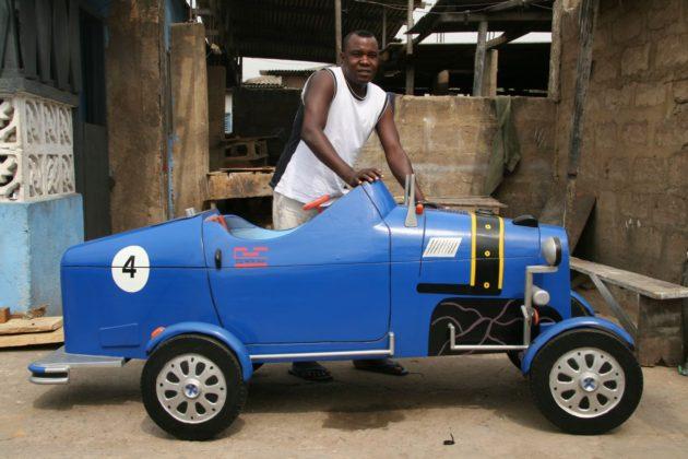 Гана ковчег
