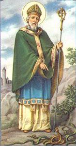 Свети Патрик
