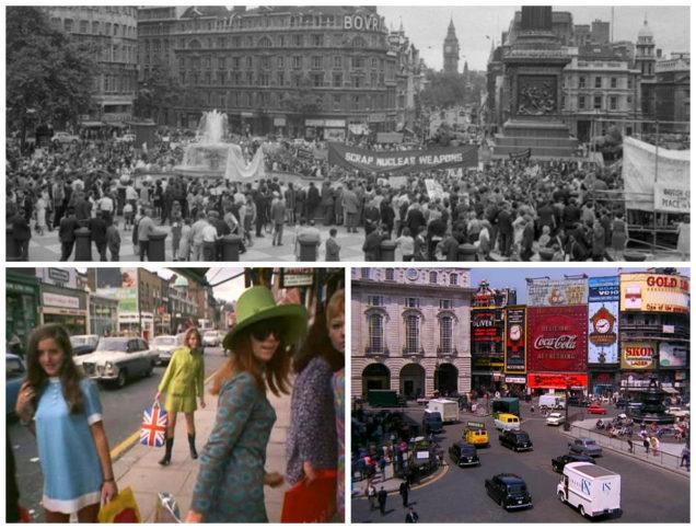 Лондон 1967 г.