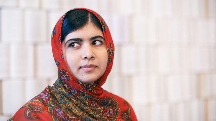 Малала Юсафзаи