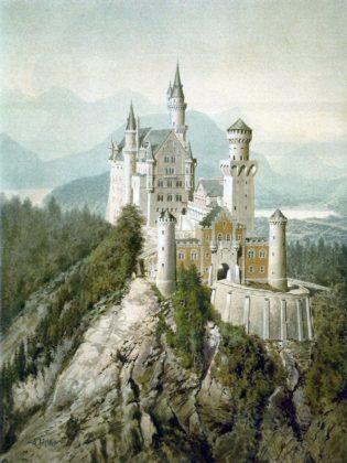 картините на Адолф Хитлер