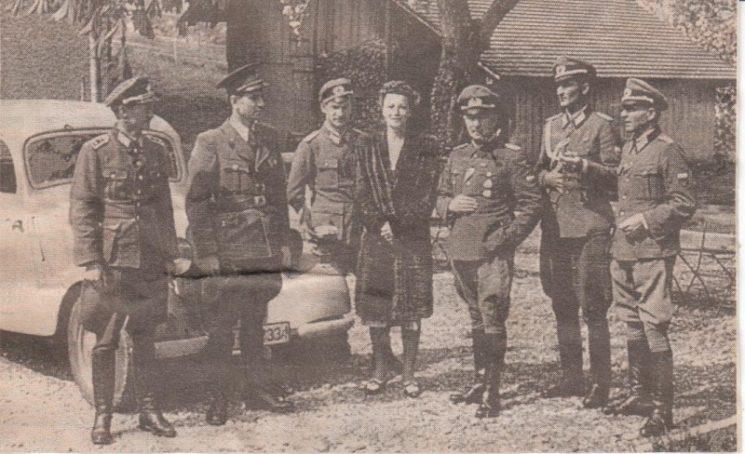 руснаци в немска униформа