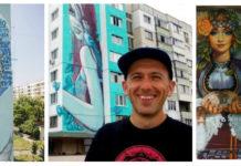 Насимо - графити