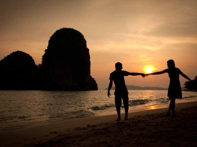 Любовта дава смисъл на всяко пътуване и всяка наша ваканция.