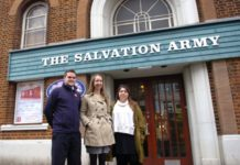 Армията на спасението