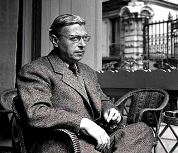 Жан-Пол Сартр