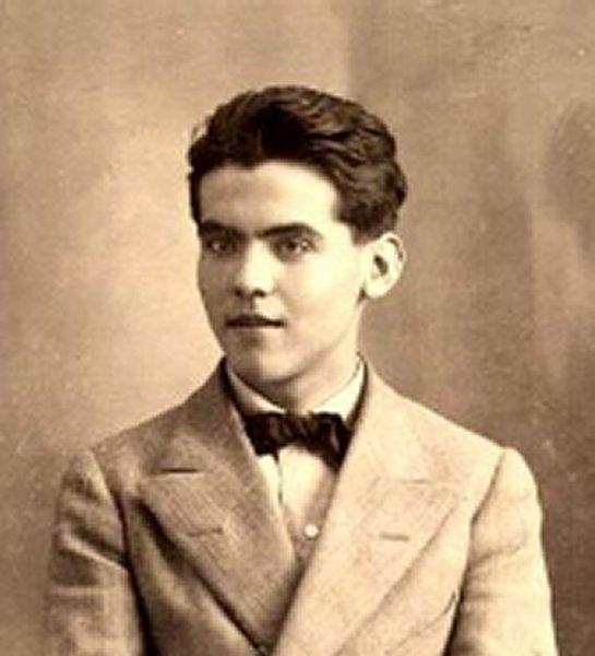 Федерико Гарсия Лорка през 1914 г.
