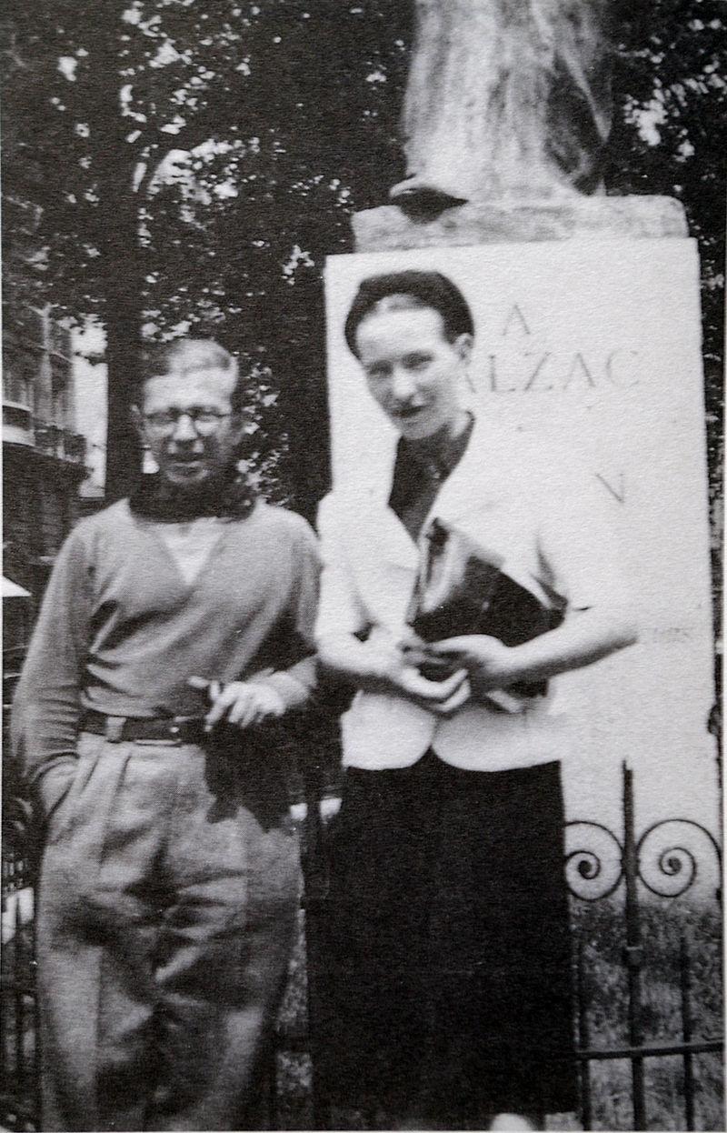 Сартр Бовоар