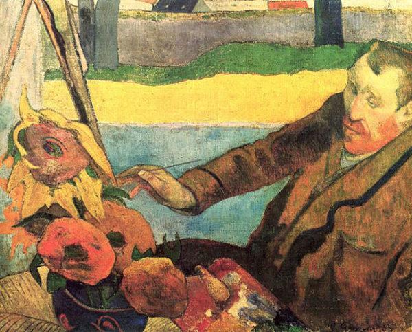 The-Painter-of-Sunflowers-1888-Paul-Gauguin