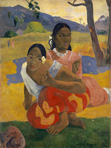 When-Will-You-Marry-1892-by-Paul-Gauguin