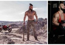 Боби Лазаров - фитнеса