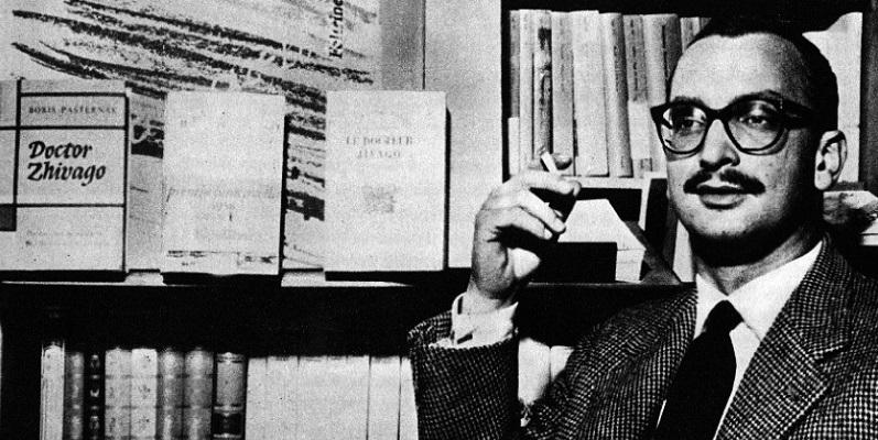 Освен с това, че прави снимката на Че Гевара световноизвестна, Фелтринели е известен с това, че изнася нелегално романа Доктор Живаго на Борис Пастернак през 50-те.