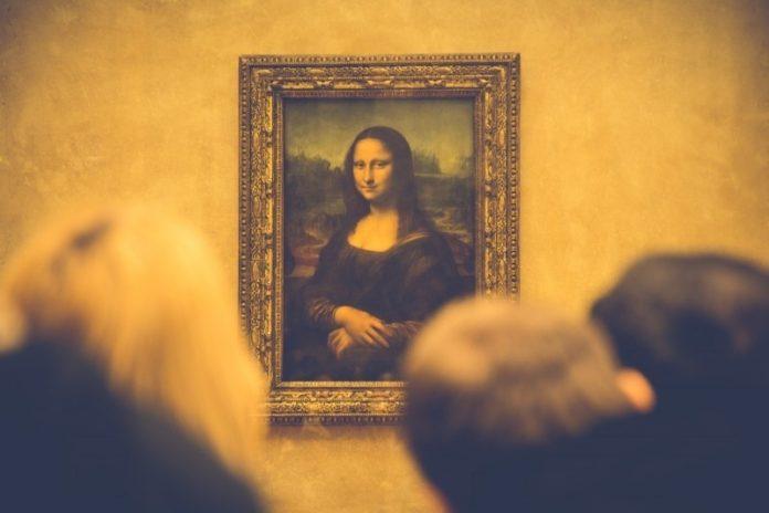 Мона Лиза Лувър