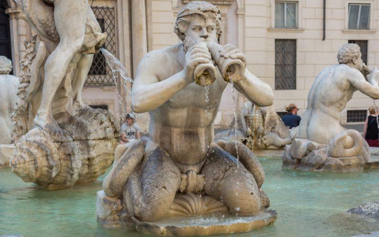 фонтаните
