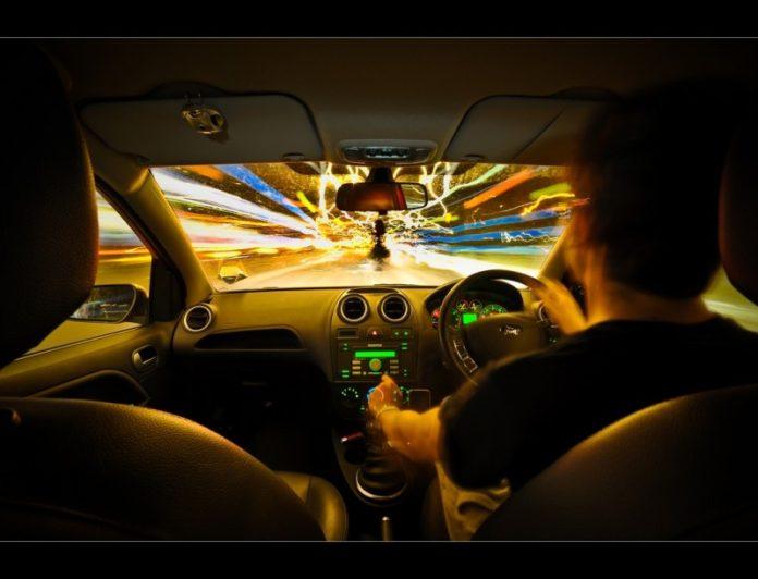 жена-шофьор