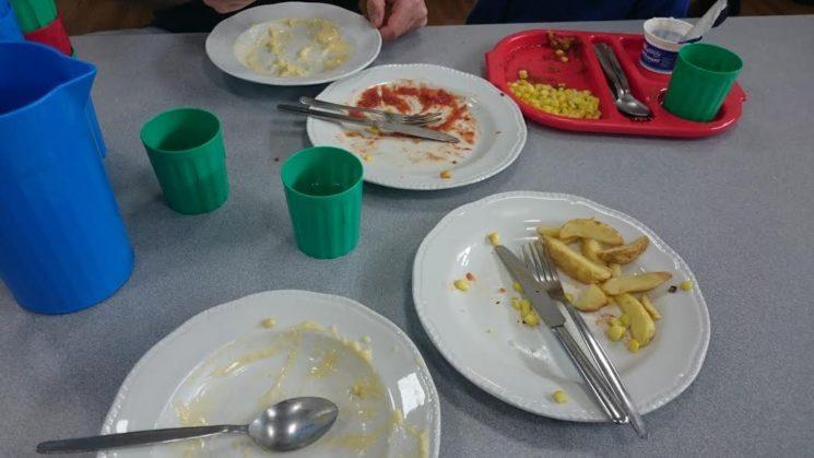 храна - Англия