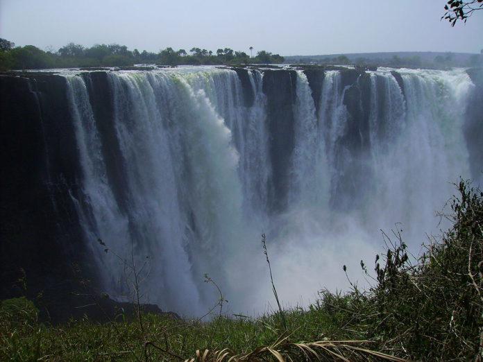 водопада Виктория