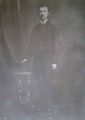 Иван Евстратиев Гешов 1874г.