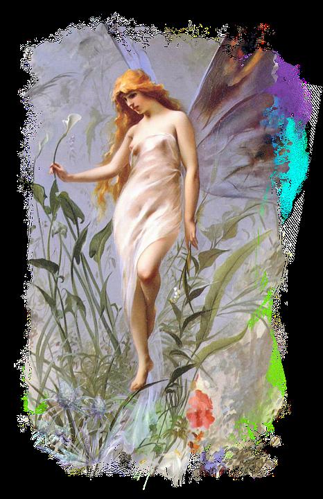 любов жена фея