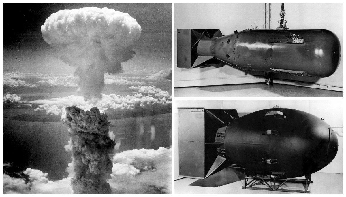 Резултат с изображение за разработване на атомна бомба.
