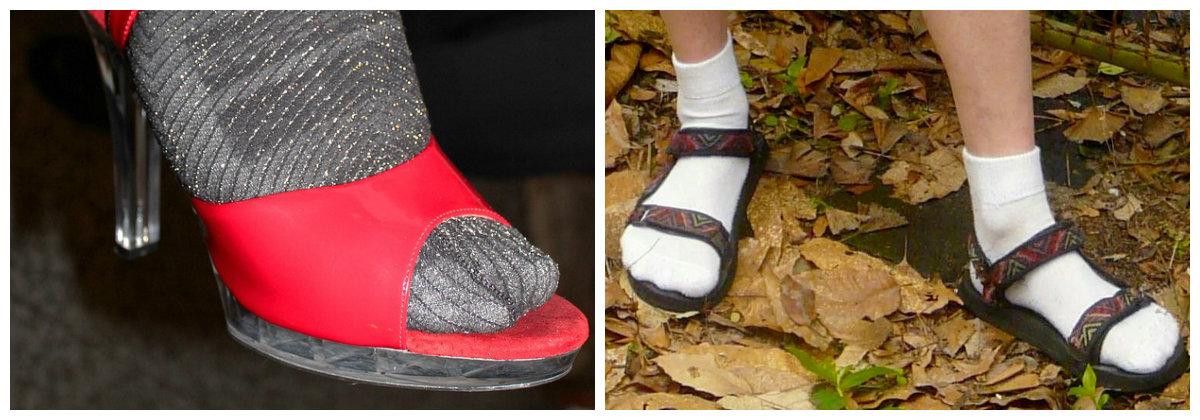 сандали модни тенденции