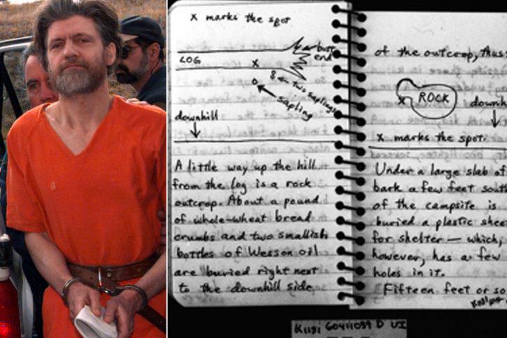 Резултат с изображение за манифеста на Юнабомбъра.