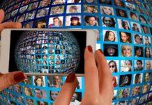 много приятели социални мрежи