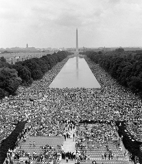 Вашингтон Мартин Лутър Кинг