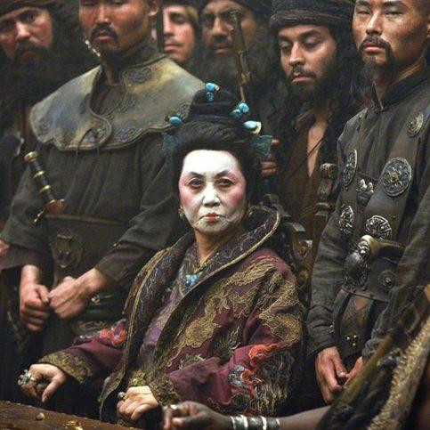 Чинг Ши Кралицата на пиратите