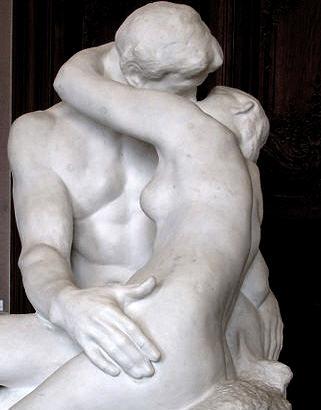 Целувката Роден