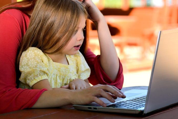 да опазим децата от интернет