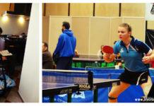 тенис на маса - Теодора Елиянова