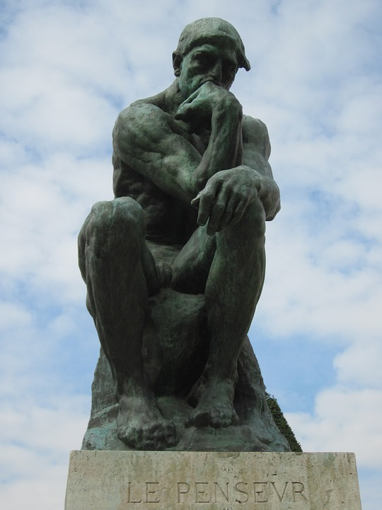 Мислителят Роден