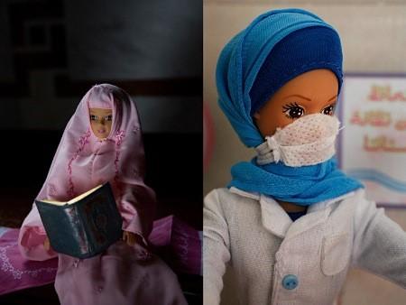 мюсюлманско Барби