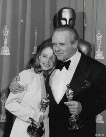 """През 1992 г. най-добра мъжка роля - """"Мълчанието на агнетата""""."""