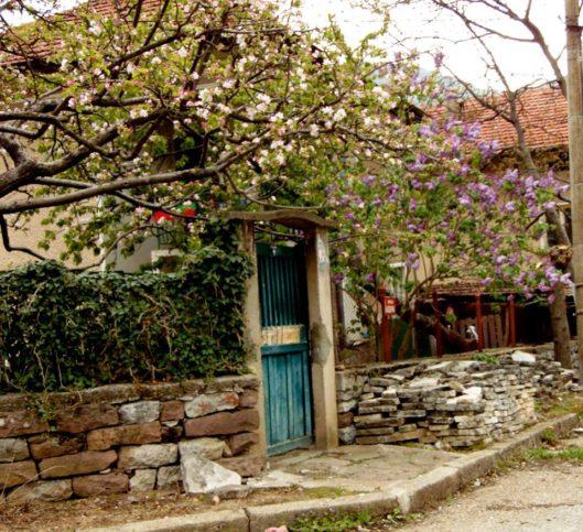 порта на къща