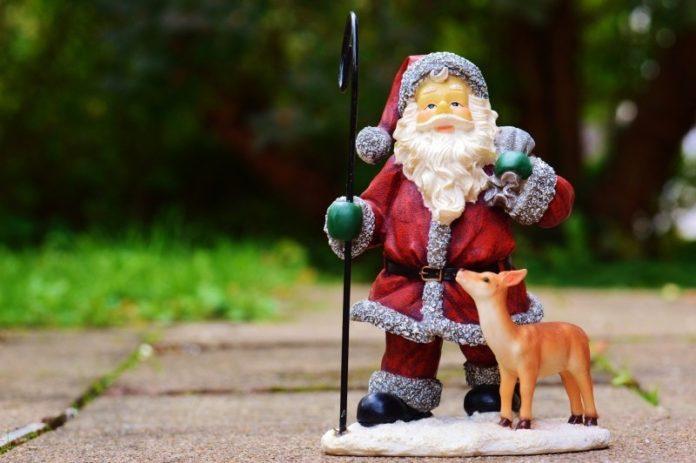 мили Дядо Коледа