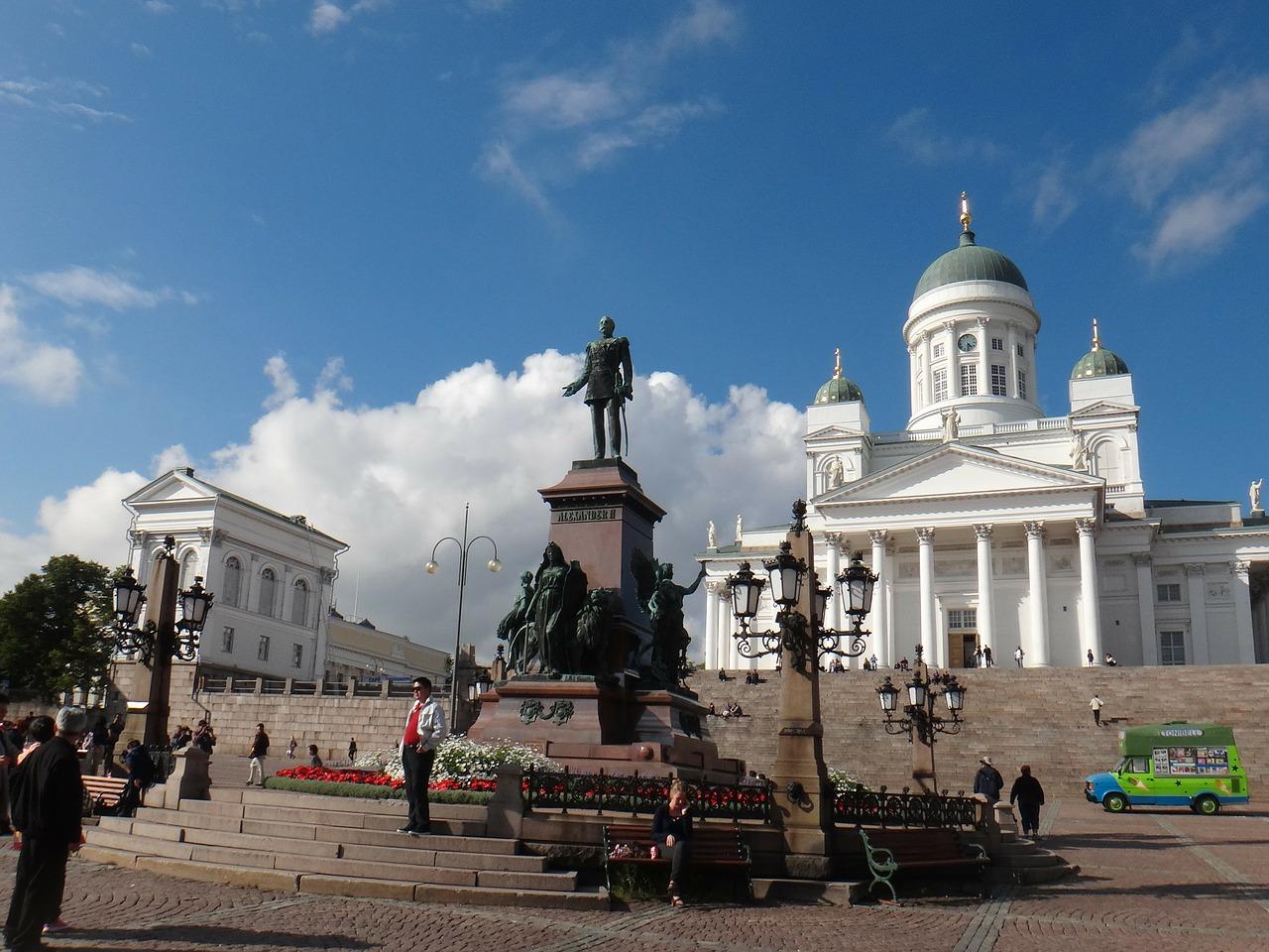Финландия Хелзинки