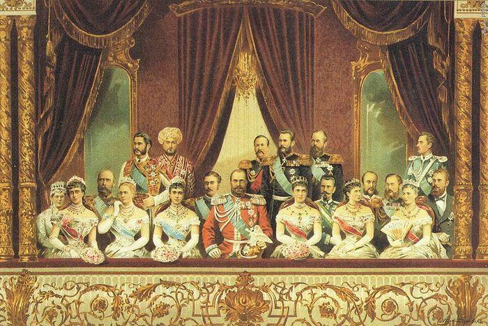 Болшой театър - Александър Трети