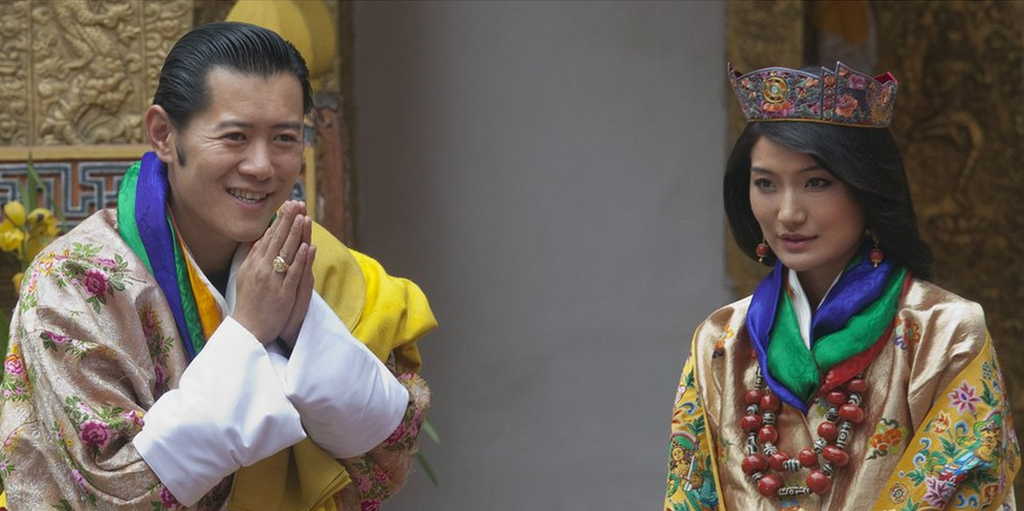 най-младата кралица Бутан