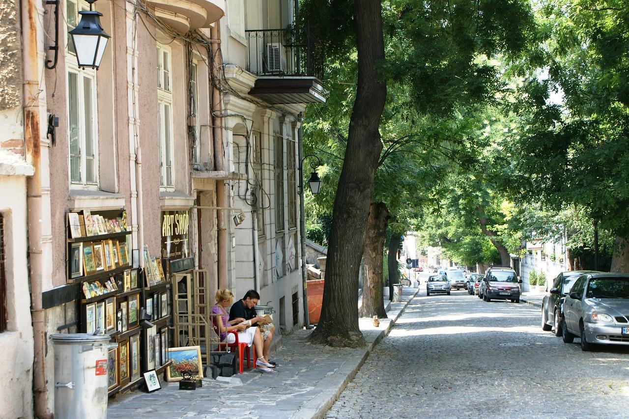 България в Когато културите се сблъскват