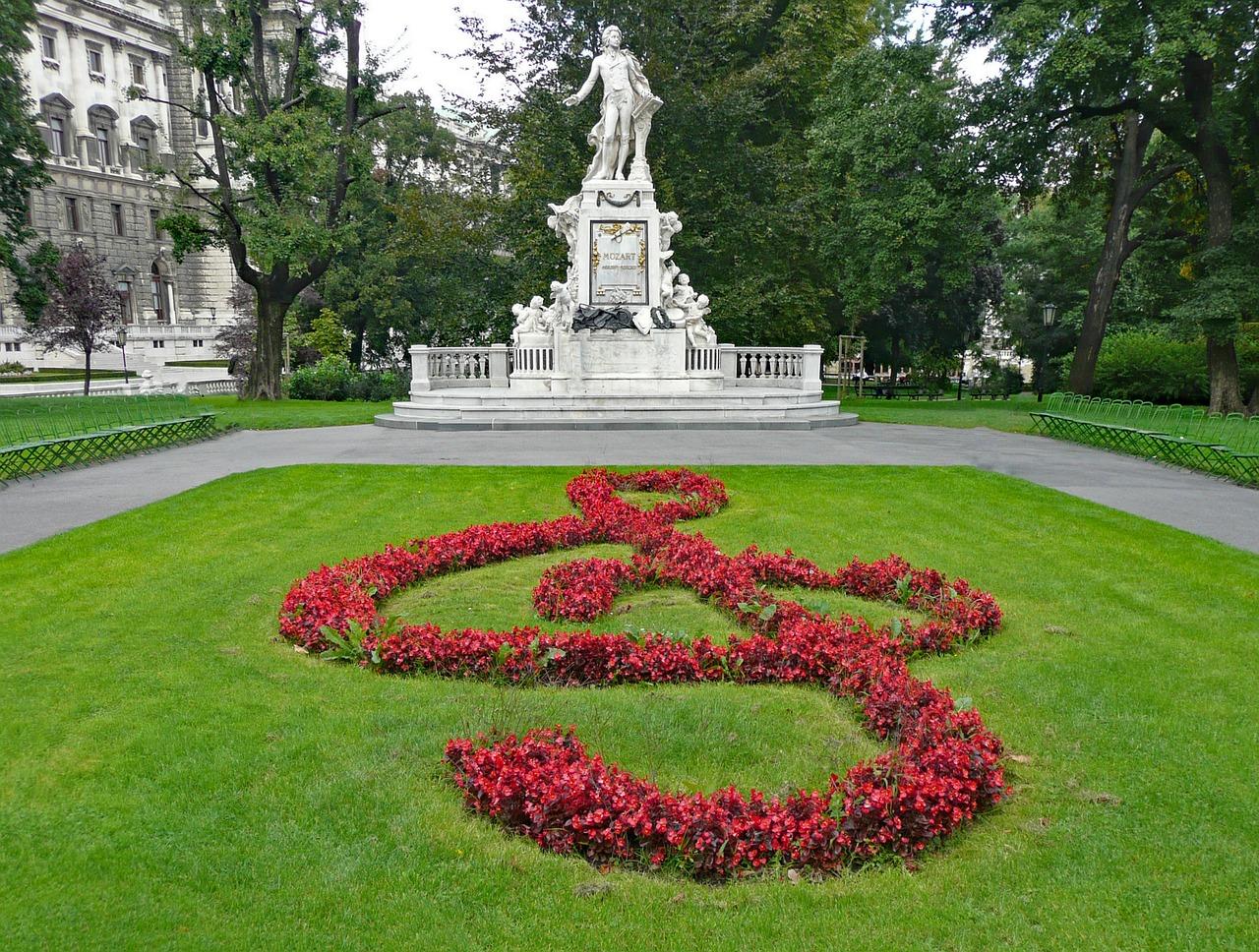 Моцарт Виена