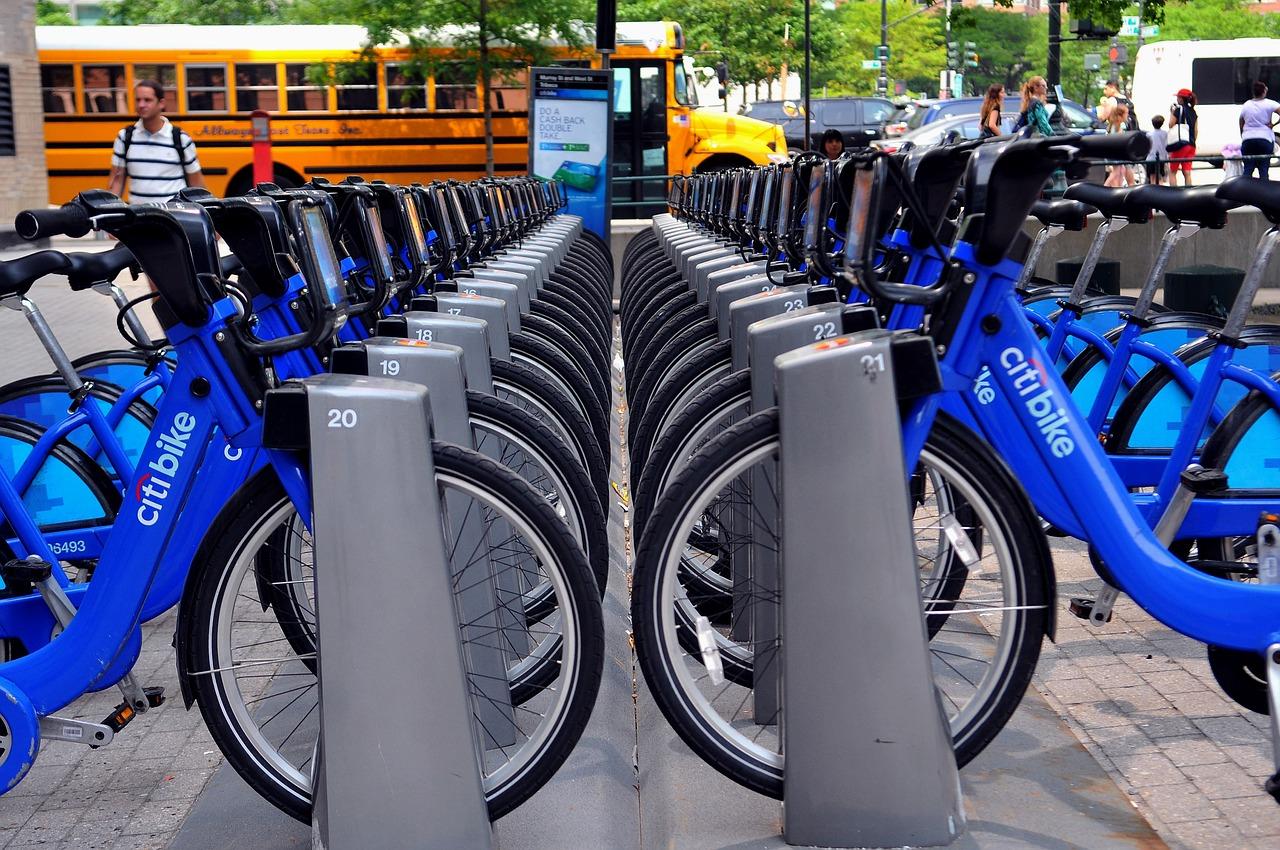 Ню Йорк велосипеди