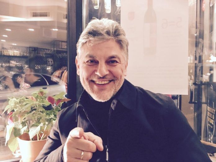 Теодосий Спасов посреща всяко утро с усмивка