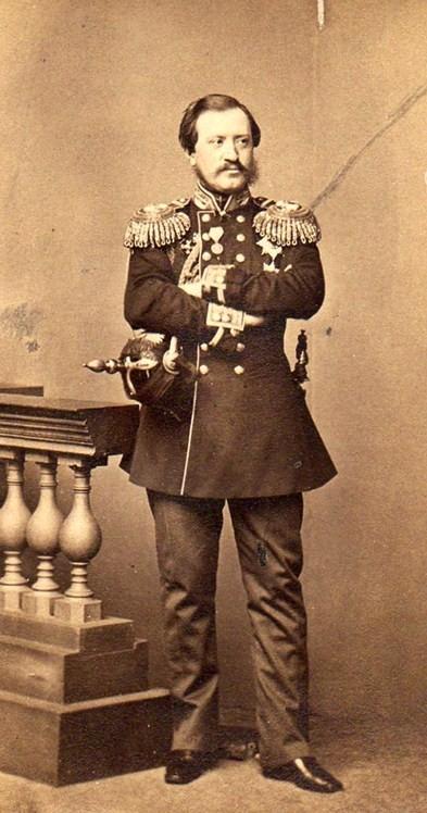 Граф Николай Игнатиев